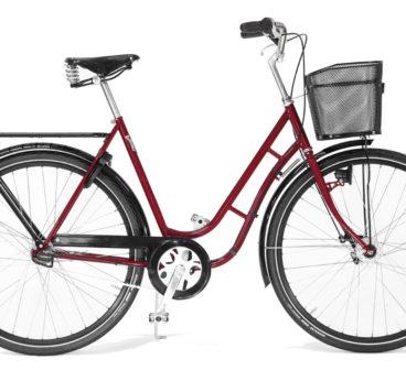 lätt cykel dam