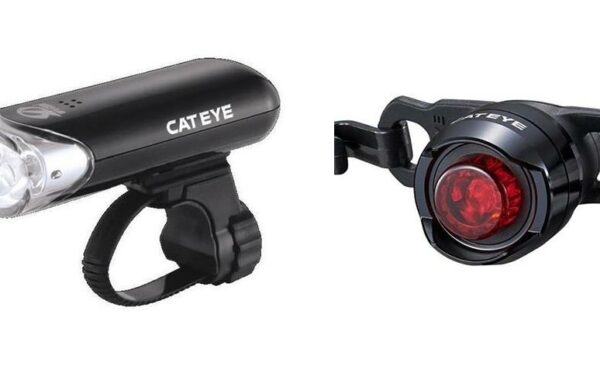 Cateye HL-EL135 + ORB