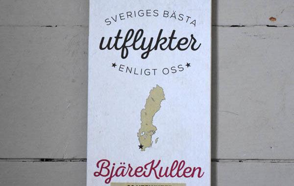 Sveriges bästa utflykter BjäreKullen